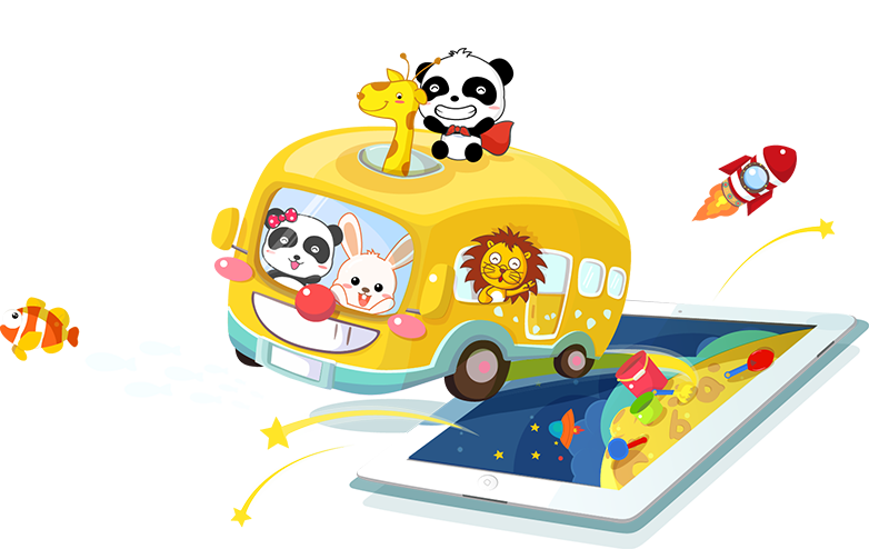 baby bus games